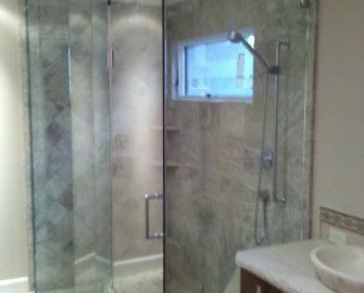 Frameless Glass Shower Enclosure 3